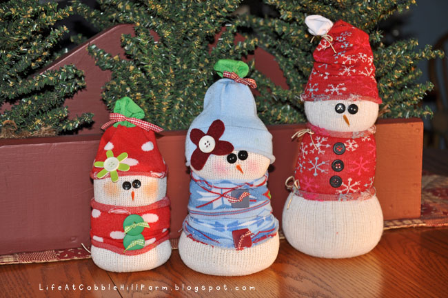 6 Weeks Of Homemade Holiday Gift Ideas Week 6 No Sew Sock