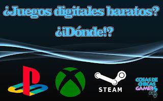 Juegos digitales baratos
