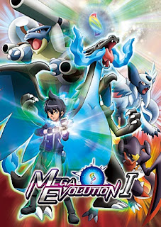Pokemon XY: Strongest Mega Evolution Act I Sub Indo Film