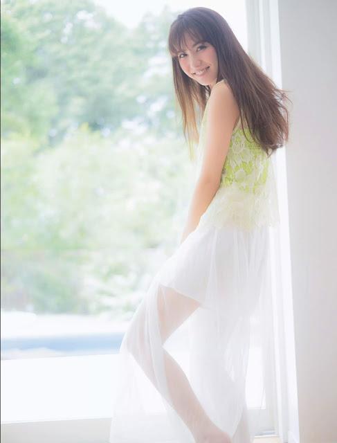石川恋 Ishikawa Ren FLASH August 2017 Pictures