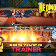 Neo Monsters Mod Apk V2.4 Monster Capture Rpg