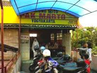 gambar wisata kuliner di Jogja soto