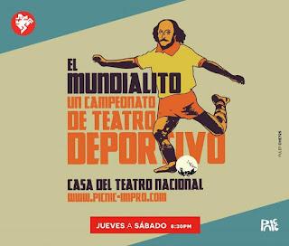 POSTER 2 EL MUNDIALITO | Teatro Nacional