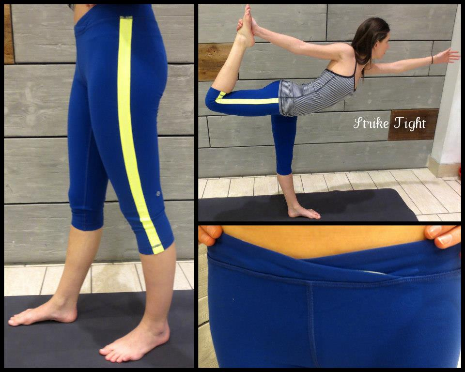 62789e5bf6 The new Coco pique Wunder Unders and black and gray striped Power Y.
