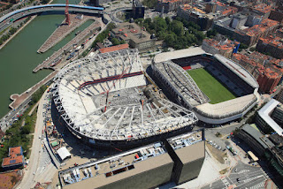 San Mames, Stadion Kebanggaan Athletic Bilbao Spanyol