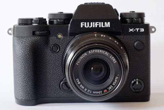 FIRST LOOK REVIEW: FUJIFILM X-T3 - When a great camera gets better! (PART 1)