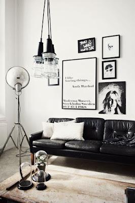 minimalisticky byt