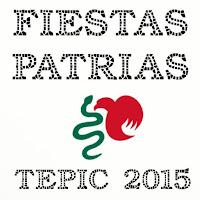 fiestas patrias tepic 2015