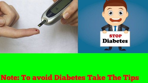 How to cure DIABETES with Effective Tips