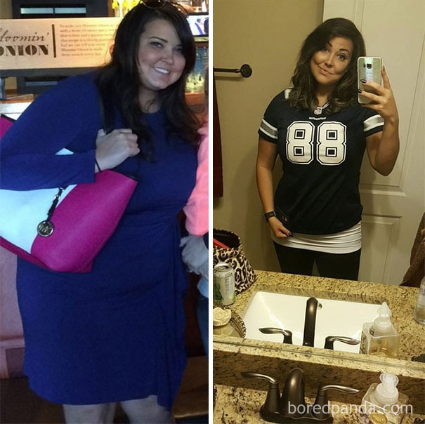 10+ Before-And-After Pics Show What Happens When You Stop Drinking - 8.5 Months Sober