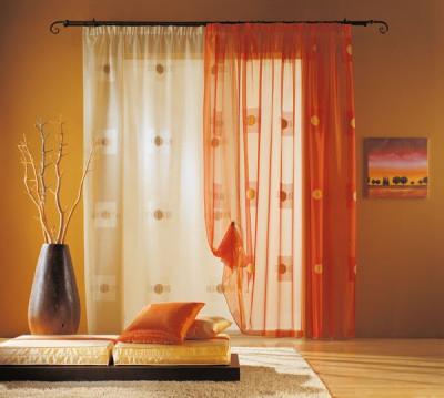 Design interior case apartamente-Perdele draperii living dormitor - Brasov