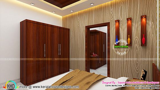 2 Bedroom Interior Designs Home Design Decor