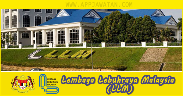 Jawatan Kosong di Lembaga Lebuhraya Malaysia (LLM) - 23 Oktober 2018