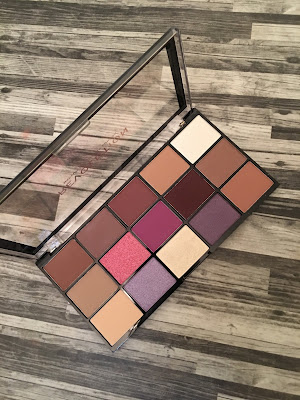 Makeup Revolution Vitality Reloaded Palette