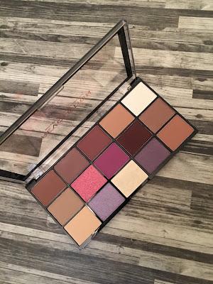 Makeup Revolution Vitality Reloaded Palette