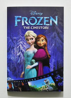 Frozen - The Cinestory, published by Joe Books