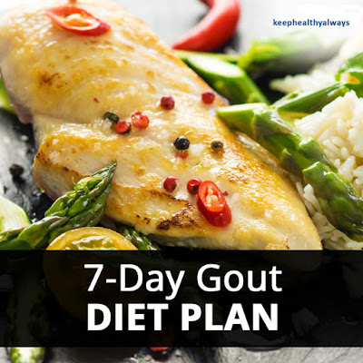 7-Day Gout Diet Plan: Top Foods to Eat and Avoid for Gout