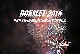 Årsbokslut 2016 för Utdelningsstugan. Sammanställning av ekonomin och utvärdering av målen för året.
