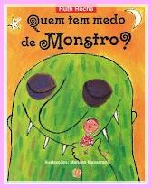 Livro Quem tem medo de Monstro?