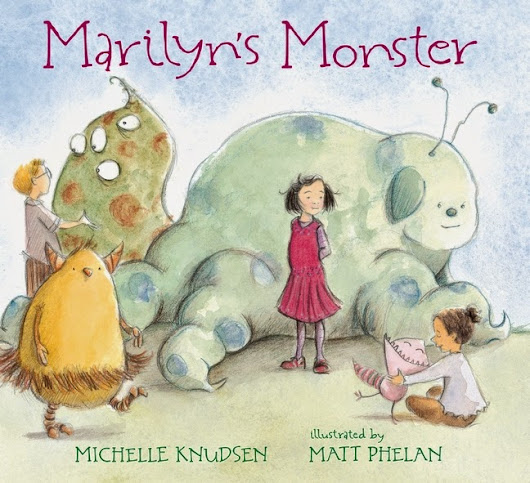 Michelle Knudsen: Marilyn's Monster Book Party TODAY, April 18!