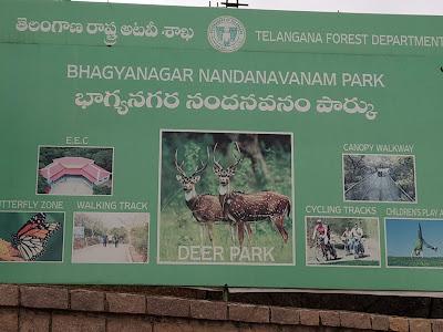 Bhagyanagar Nandanavanam park