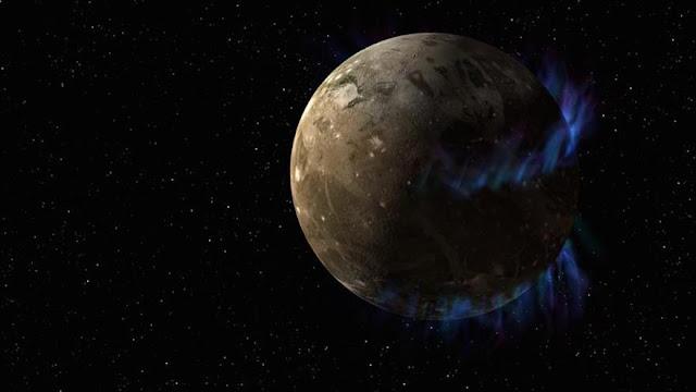 """Estudio: La luna más grande de Júpiter emite ondas """"asesinas"""""""