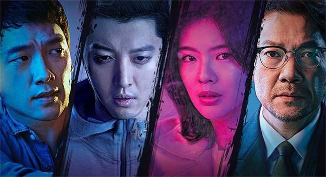 Drama ini berputar di sekitar detektif ace dan detektif wanita yang dapat membuat sketsa masa depan ketika mereka mencoba untuk menangkap seorang pembunuh berantai.