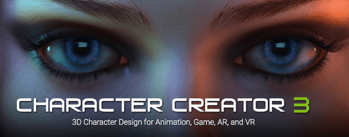 3D is my life: Reallusion Character Creator 3 02 1031 1 Pipeline Repack