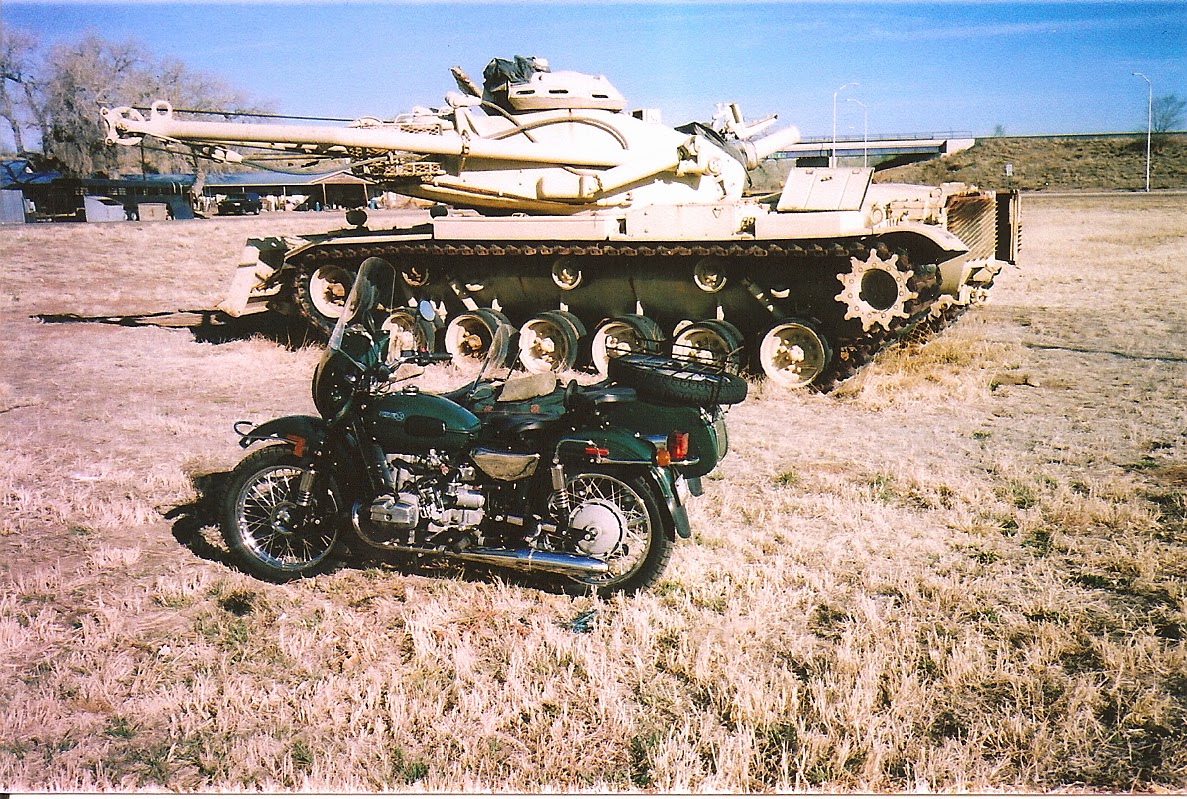 The Truth: Getting My Ural Home Not Just a Trip, But an Odyssey on