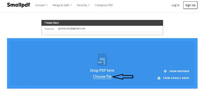 Cara Mudah Mengubah File PDF ke Word dan Word ke PDF Gak Pake Lama