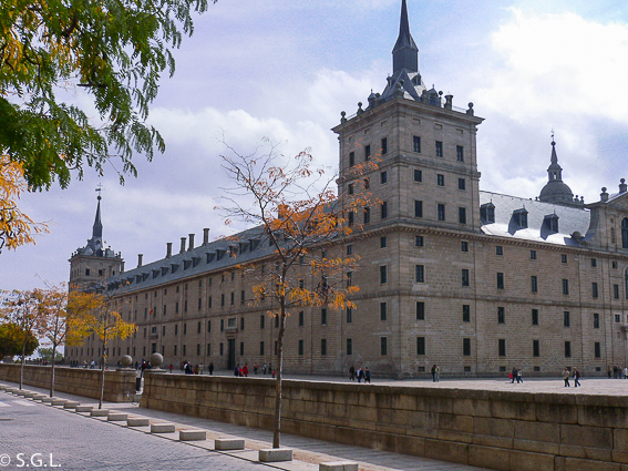 San Lorenzo del Escorial. 5 excursiones de un dia desde Madrid