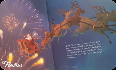 Livre Fleurus : le grimoire du Père Noel