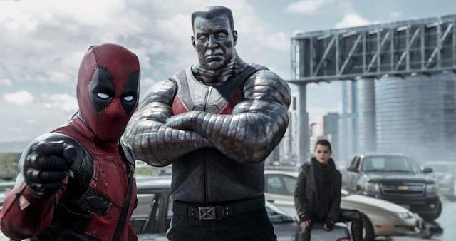 Negasonic y Coloso regresarán en Deadpool 2