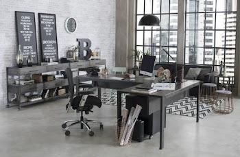 Tok&Stok apresenta soluções funcionais e sofisticadas para Office/Home Office