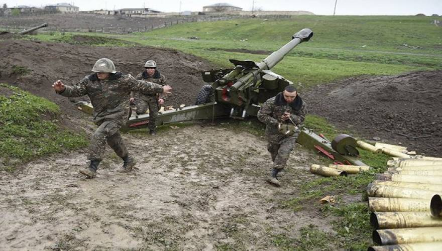 Πολεμικό συμβούλιο συγκάλεσε ο Β.Πούτιν για το Ναγκόρνο Καραμπάχ - Συνεχίζονται οι συγκρούσεις (vid)
