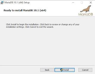 Installing MariaDB on Windows Session 8
