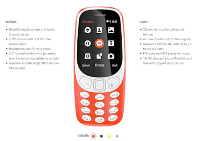New Nokia 3310 Manual Complete with Tutorial