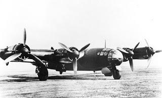 El prototipo Messerschmitt Me 264