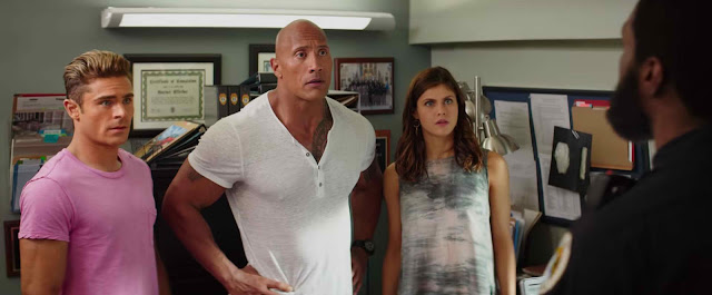 WATCH: Hotness is Back on the Beach with debut trailer of 'Baywatch'