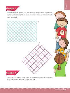 Apoyo Primaria Desafíos Matemáticos 5to. Grado Bloque II Lección 29 Y en esta posición, ¿cómo queda?