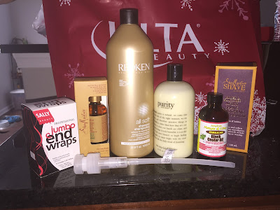 Ulta & Sally's Haul