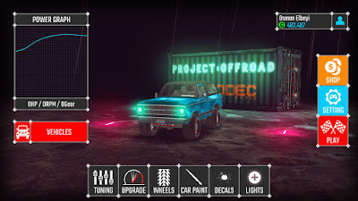 [PROJECT:OFFROAD][20] MOD (all Unlocked) APK + OBB for Android