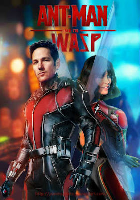 Ant-Man and the Wasp 2018 HDCAM 850Mb Hindi Dubbed Dual Audio x264