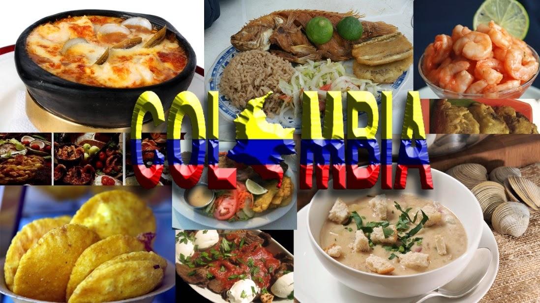 Gastronomía Colombiana   Comida tipica de colombia