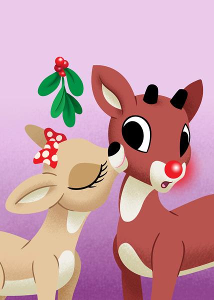 Greg Hardin's Art & Sketch Blog: More Rudolph art