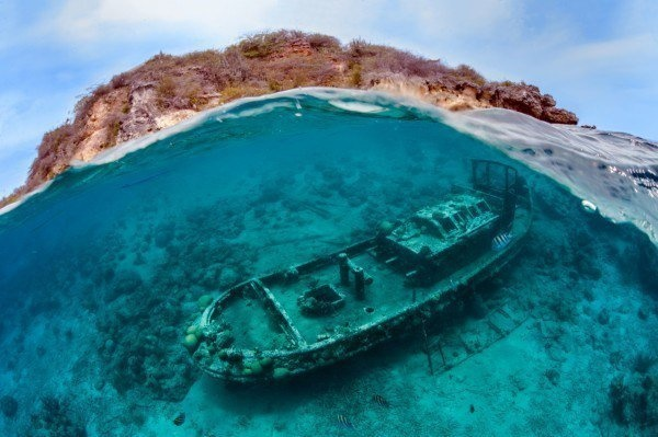 The Best Underwater Photos EVER Taken Show Life From A Different Angle. - Wrecks 'A Family Affair…' by Thomas Heckmann from Germany