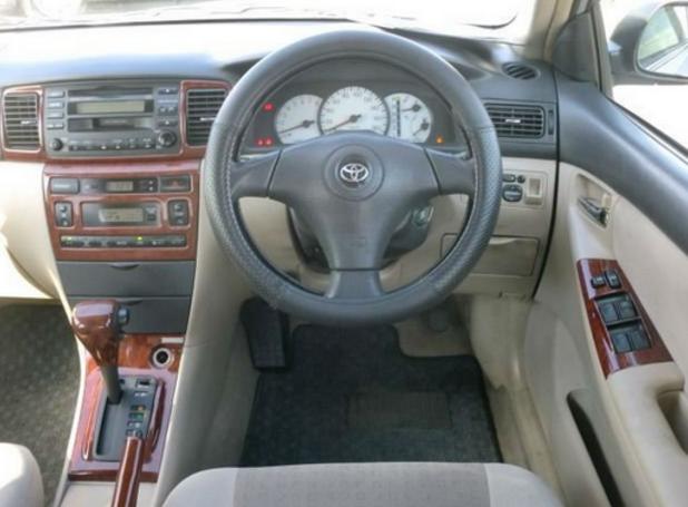 2018 Toyota Allex Price