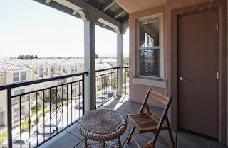 Balcony Minimalist Attractive
