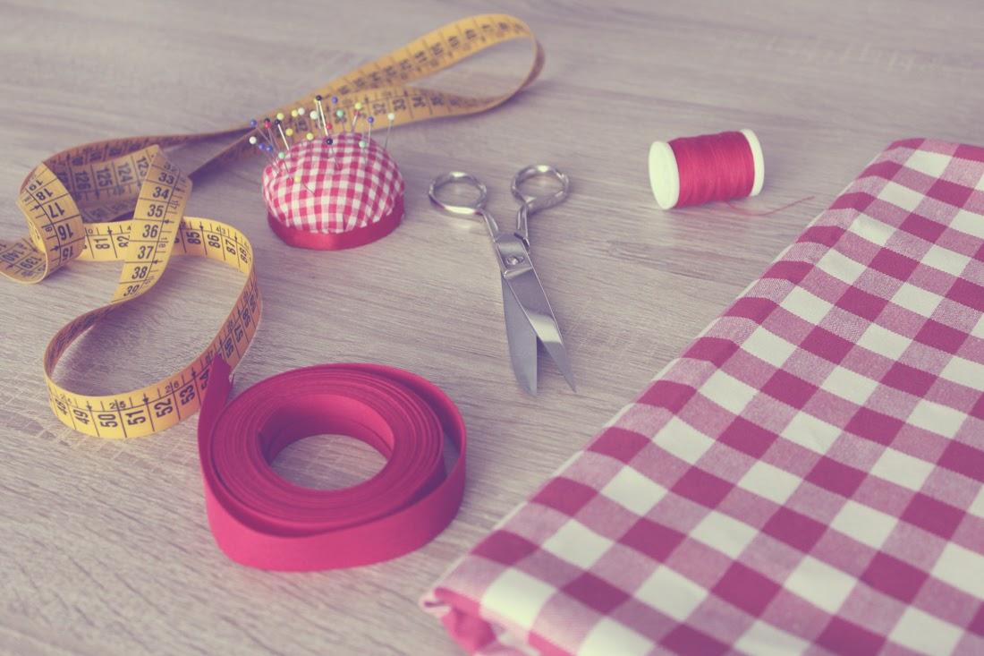 Costura fácil cose tu propio mantel Materiales