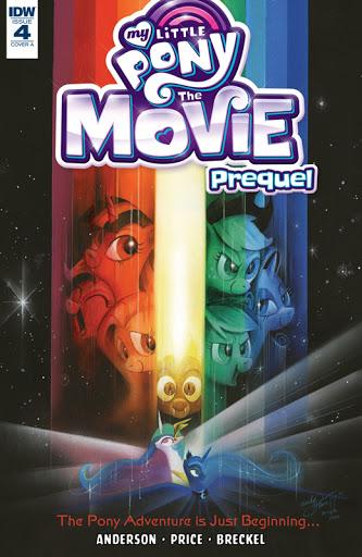 The Movie Prequel #4